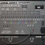 JPS Harmonic Synthesizer v2 (Back View)