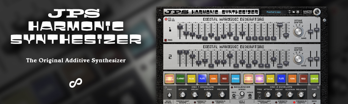 JPS Harmonic Synthesizer v2