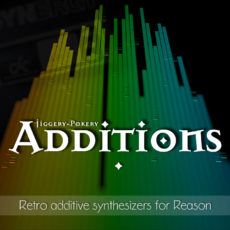 Additions Retro Additive Synthesizers