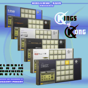 Kings of Kong - Classic Drums Machines